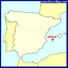 Остров Ибица на Испании