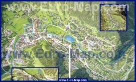 Подробная карта Мадонна ди Кампильо