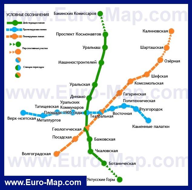 Екатеринбурга схема движения транспорта фото 536