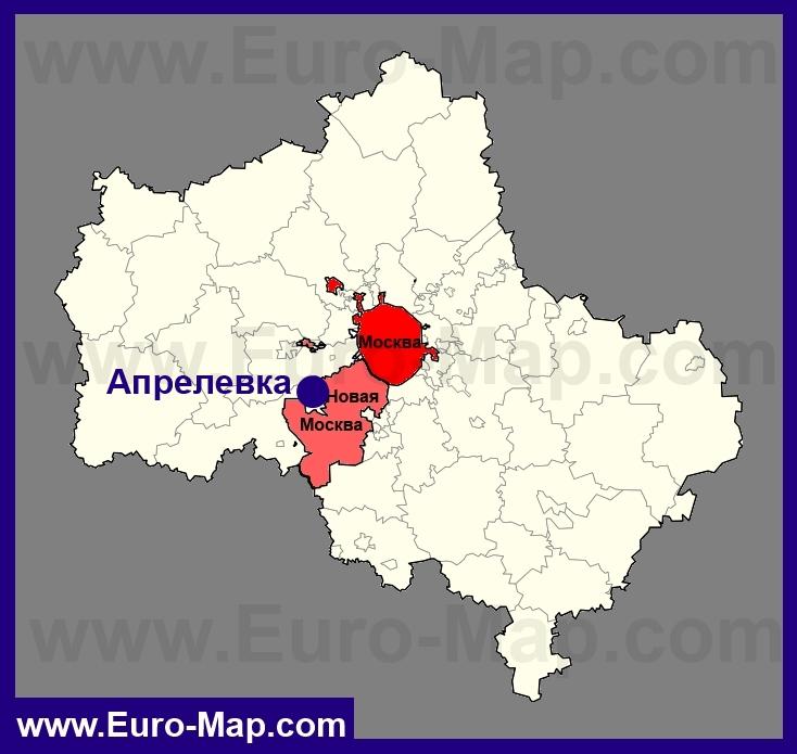 Карта Воскресенска подробная - улицы, номера домов, районы ...