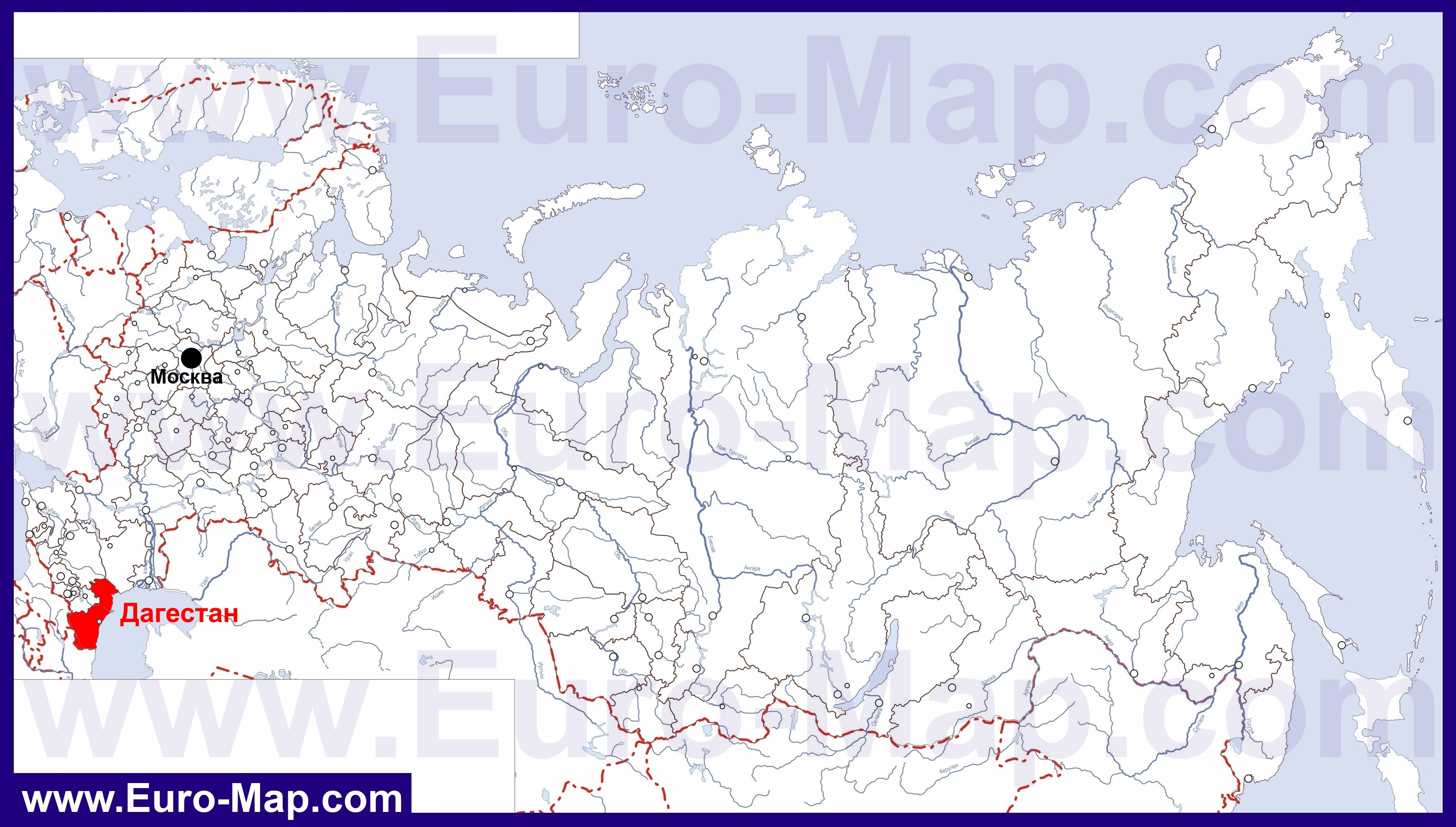 Карты Дагестана | Подробная карта республики Дагестан с ... Административная Карта Молдавии