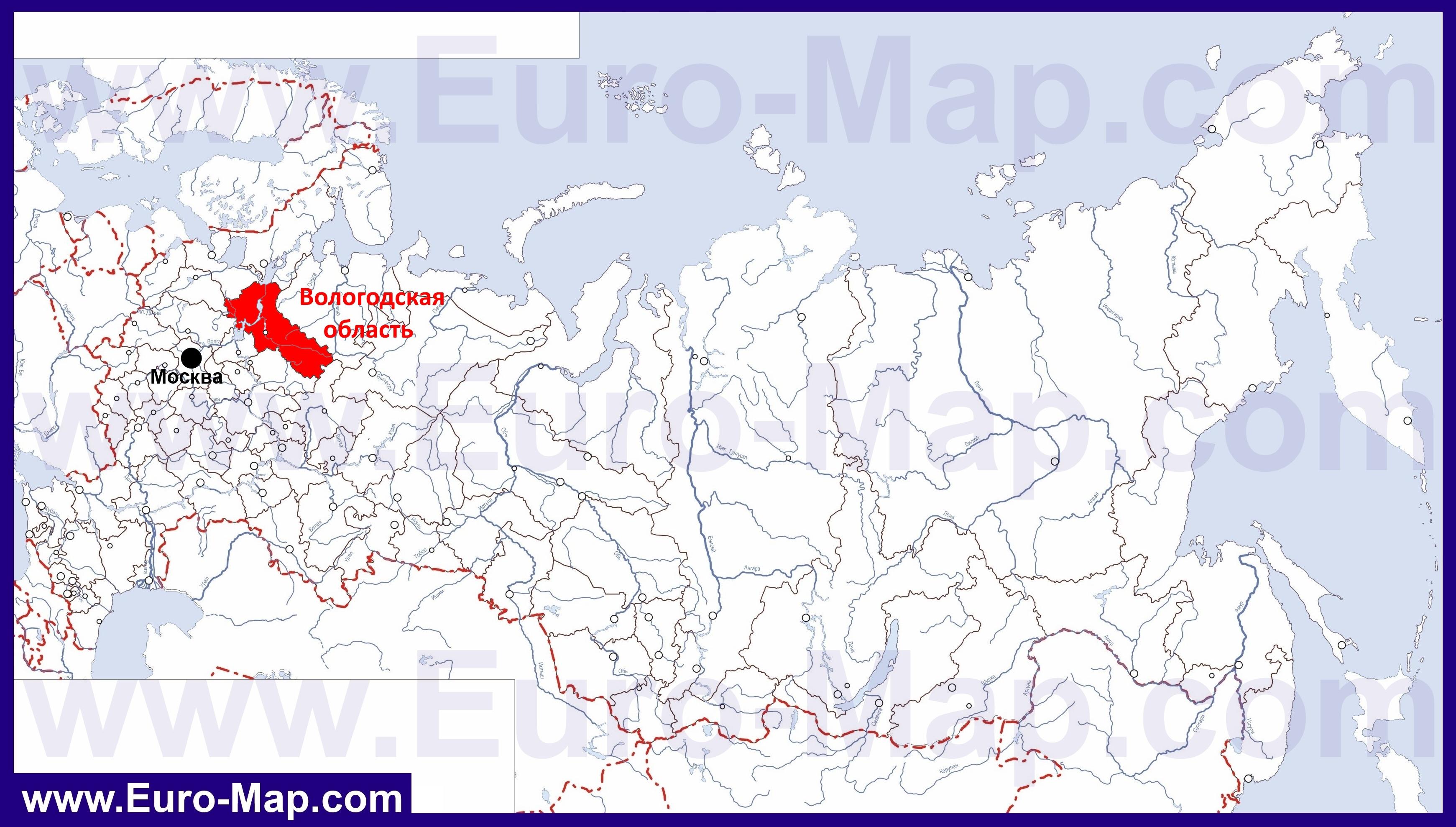 Топографические Карты Вологодской Области