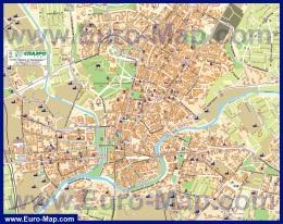 Подробная карта города Харьков